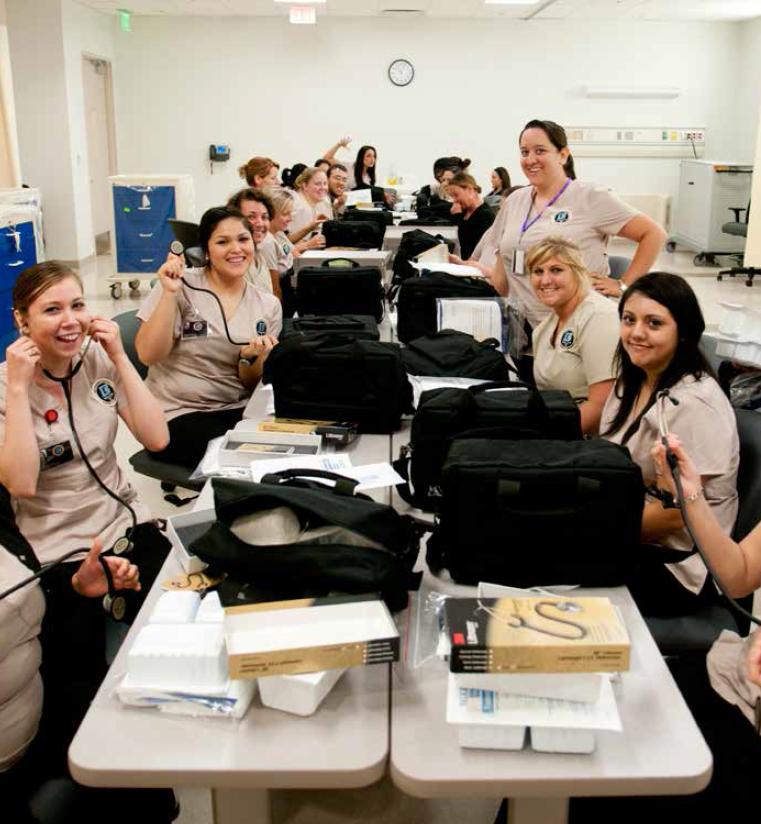 Program: Nursing, L.V.N. to A.D.N. - Brazosport College - Acalog ACMS™